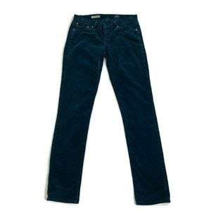 """AG Adriano Goldschmied Corduroy Pants """"The Stevie"""""""